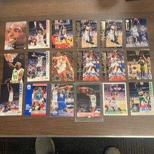 90s NBA Stars Variety Pack Trading Cards